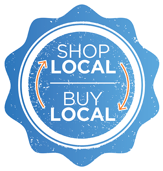 SHOP LOCAL BUY LOCAL